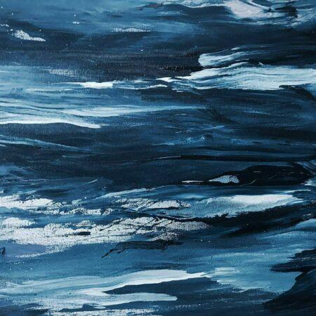Painting Sea