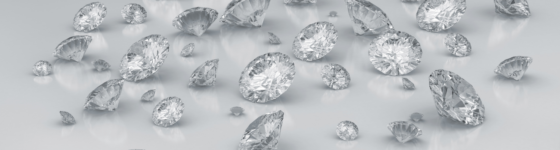 kleine Diamanten