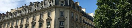 Showroom Parijs